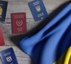 Допоможемо отримати громадянство України за стандартною або прискореною процедурою.