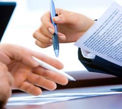 Реєстрація фінансових компаній з отриманням ліцензій і сертифікатів.